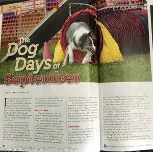 LIFL mag - dog show articleSeptember 14, 2015_2-2